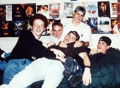 The Bad-H'ers - BYU Freshmen 1996